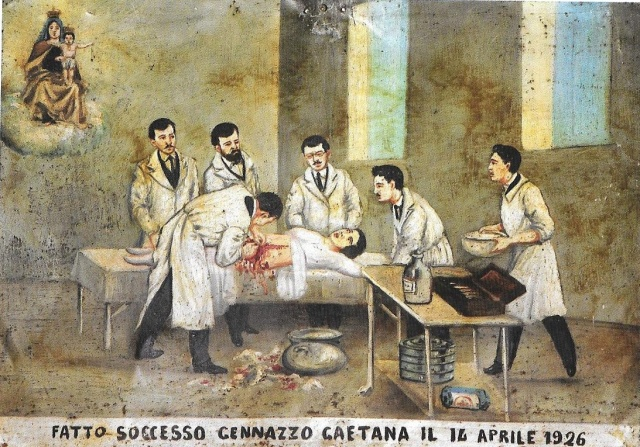 18 – BASILICA SANTUARIO MARIA SS. ANNUNZIATA AL CARMINE (CATANIA)