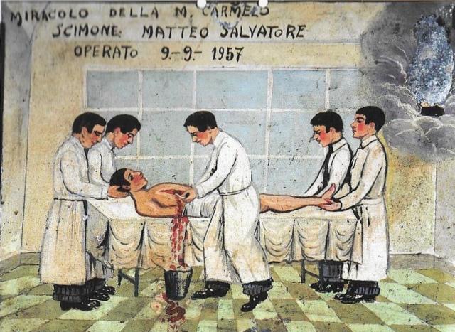 19 – BASILICA SANTUARIO MARIA SS. ANNUNZIATA AL CARMINE – CATANIA