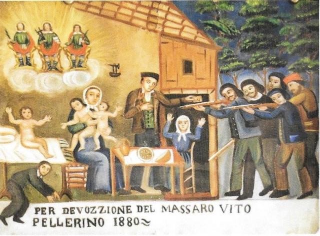 2 – SANTUARIO DEI SANTI MARTIRI ALFIO, FILADELFO, CIRINO – TRECASTAGNI (CT)