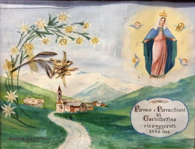 10 – SANTUARIO DIOCESANO MADONNA DELLA MISERICORDIA IN VALMALA (CN)