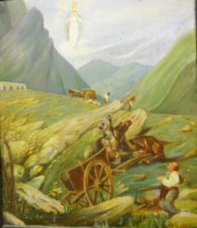 71 – SANTUARIO DIOCESANO MADONNA DELLA MISERICORDIA IN VALMALA (CN)