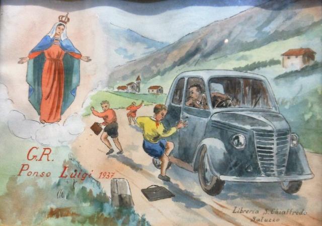 191 – SANTUARIO DIOCESANO MADONNA DELLA MISERICORDIA IN VALMALA (CN)