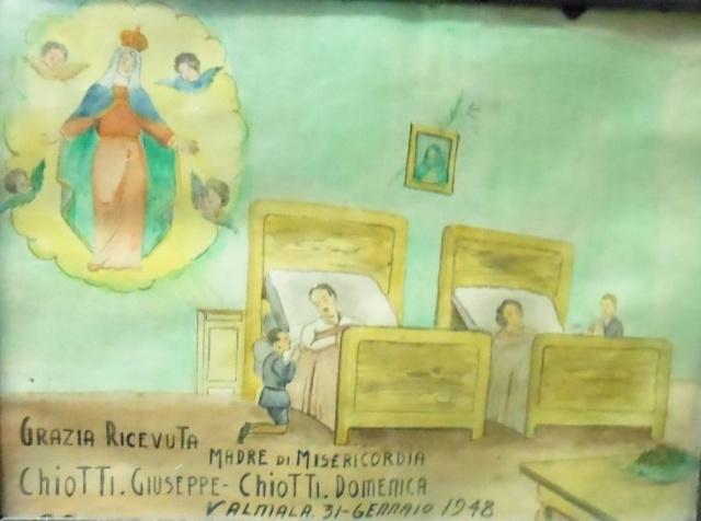 115 –  SANTUARIO DIOCESANO MADONNA DELLA MISERICORDIA IN VALMALA (CN)