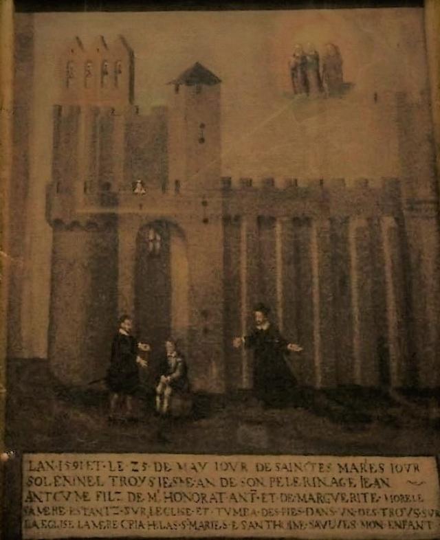 2 – SANCTUAIRE DES SAINTES MARIE DE LA MER (FRANCE)