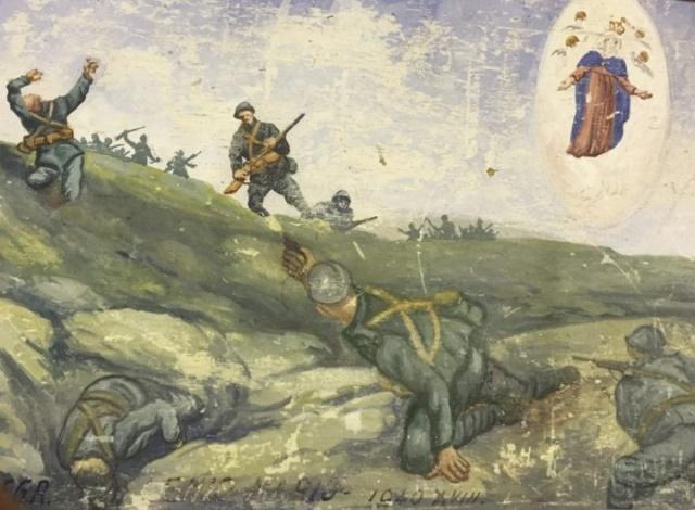 238 – SANTUARIO DIOCESANO MADONNA DELLA MISERICORDIA IN VALMALA (CN)