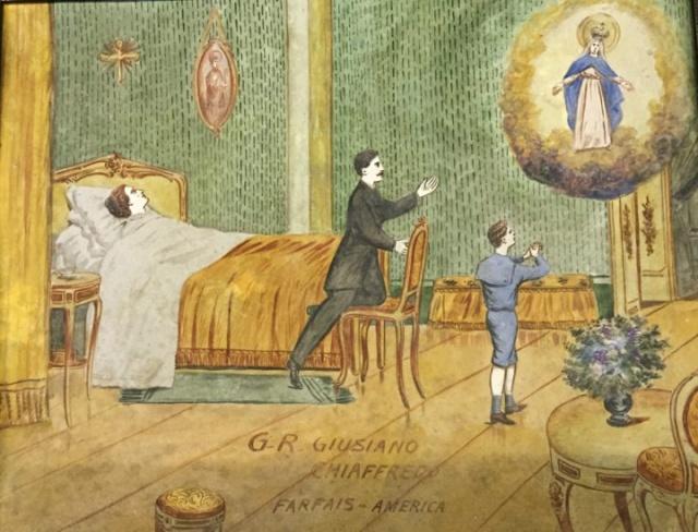 155 – SANTUARIO DIOCESANO MADONNA DELLA MISERICORDIA IN VALMALA (CN)