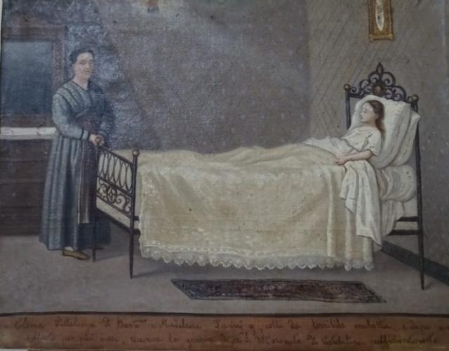 151 – SANTUARIO DI SANTA MARIA E SAN MICHELE ARCANGELO DI CORONATA – GENOVA