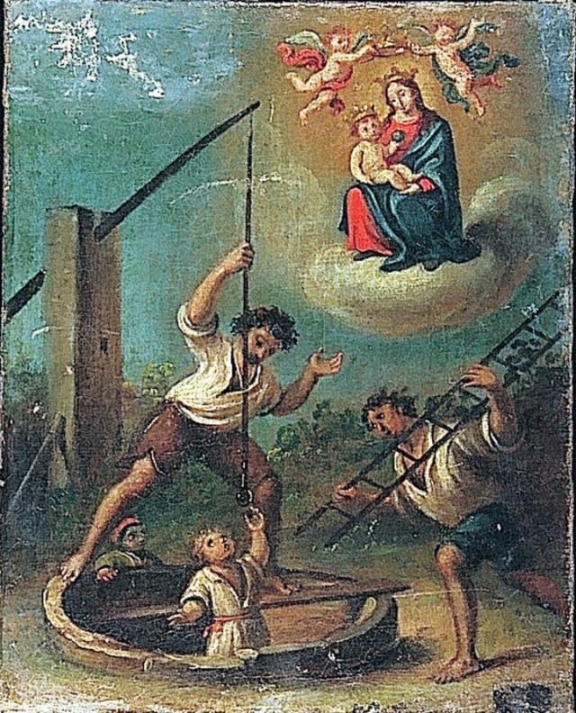138 – SANTUARIO DI SANTA MARIA E SAN MICHELE ARCANGELO DI CORONATA – GENOVA