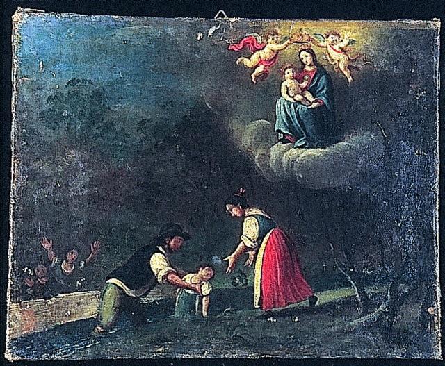 135 – SANTUARIO DI SANTA MARIA E SAN MICHELE ARCANGELO DI CORONATA – GENOVA