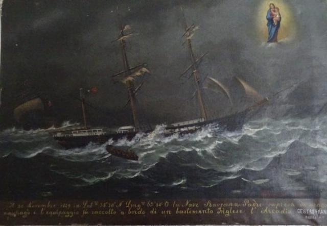 179 – SANTUARIO DI SANTA MARIA E SAN MICHELE ARCANGELO DI CORONATA – GENOVA