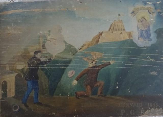 163 – SANTUARIO DI SANTA MARIA E SAN MICHELE ARCANGELO DI CORONATA – GENOVA