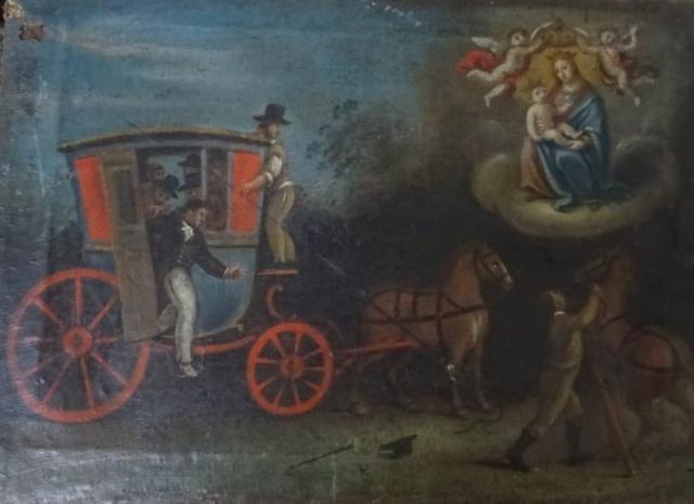 149 – SANTUARIO DI SANTA MARIA E SAN MICHELE ARCANGELO DI CORONATA – GENOVA
