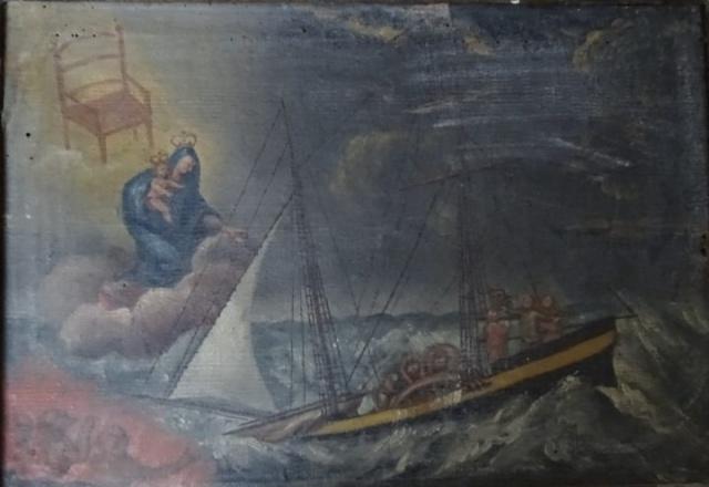 165 – SANTUARIO DI SANTA MARIA E SAN MICHELE ARCANGELO DI CORONATA – GENOVA