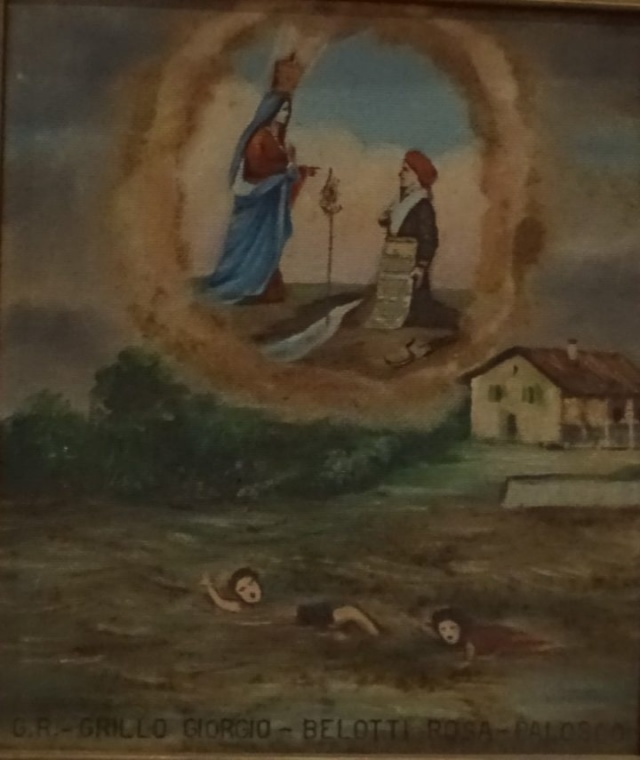 30 – SANTUARIO SANTA MARIA DEL FONTE – CARAVAGGIO (BG)