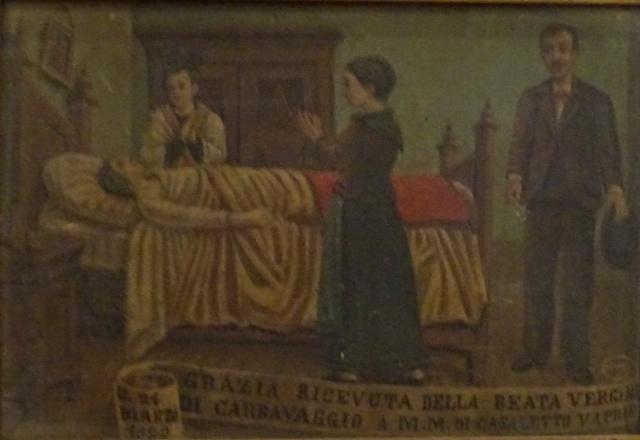 16 – SANTUARIO SANTA MARIA DEL FONTE – CARAVAGGIO (BG)