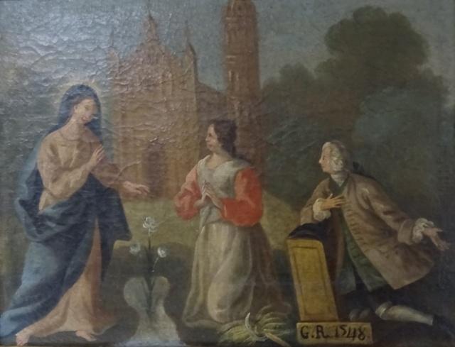 4 – SANTUARIO SANTA MARIA DEL FONTE – CARAVAGGIO (BG)