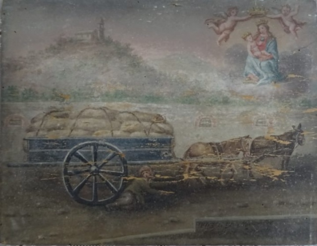144 – SANTUARIO DI SANTA MARIA E SAN MICHELE ARCANGELO DI CORONATA – GENOVA