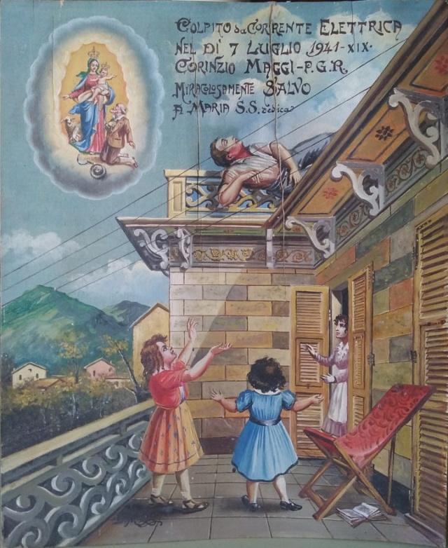10 – COLLEZIONE PRIVATA – CORINZIO MAGGI (GENOVA)
