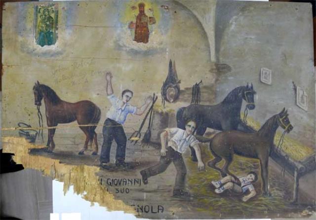 19 –  SANTUARIO DI SAN MATTEO SUL GARGANO