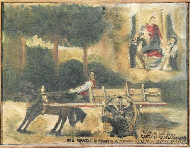 44 – PONTIFICIO SANTUARIO DELLA BEATA VERGINE DEL ROSARIO -POMPEI (NA)