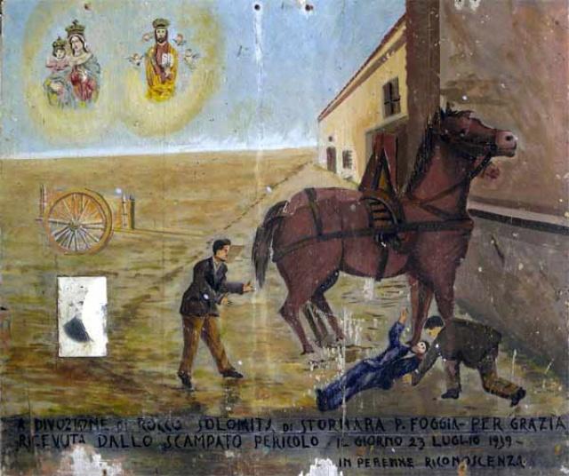 8 – SANTUARIO DI S.MATTEO DEI FRATI MINORI SUL GARGANO
