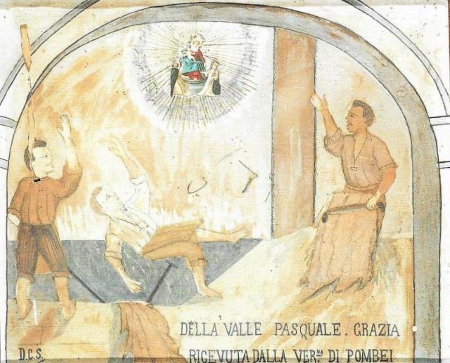 8 – PONTIFICIO SANTUARIO DELLA BEATA VERGINE DEL ROSARIO -POMPEI (NA)