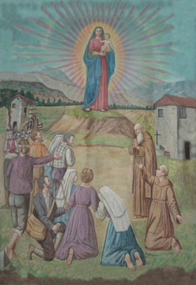 34 – SANTA MARIA DELLA CONSOLAZIONE – BROGNATURO (VV)
