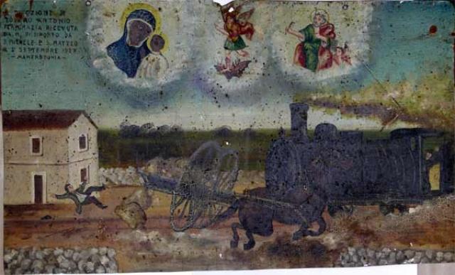 101 – SANTUARIO DI SAN MATTEO SUL GARGANO