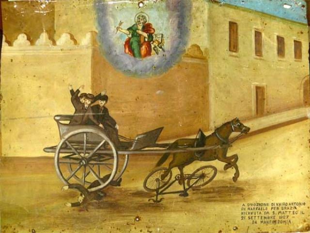 104 – SANTUARIO DI SAN MATTEO SUL GARGANO