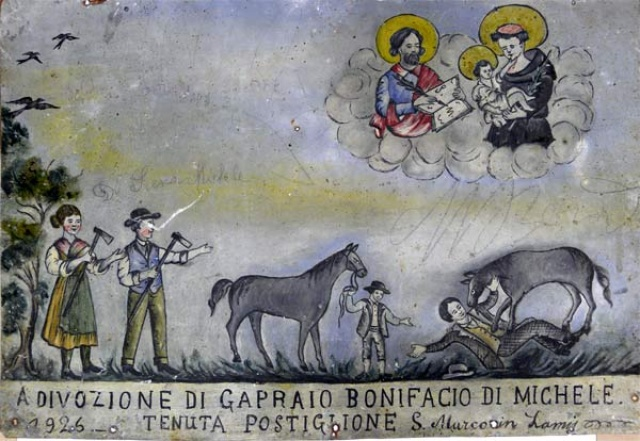 108 – SANTUARIO DI SAN MATTEO DEI FRATI MINORI SUL GARGANO