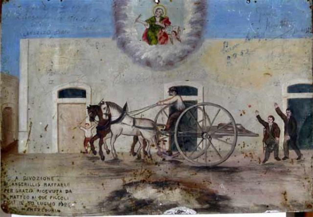 112 – SANTUARIO DI SAN MATTEO SUL GARGANO
