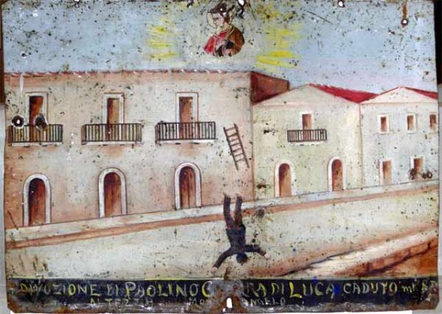 117 – SANTUARIO DI SAN MATTEO SUL GARGANO