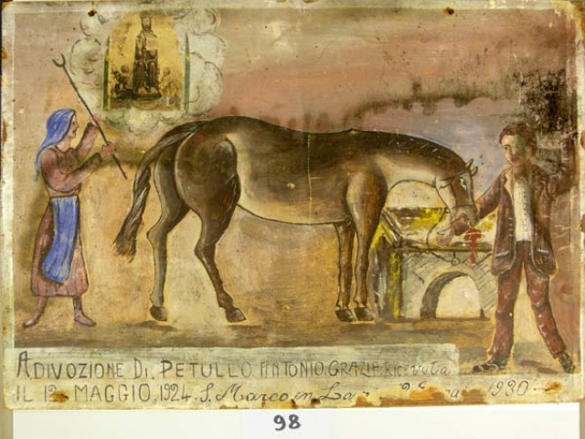 119 – SANTUARIO DI SAN MATTEO SUL GARGANO