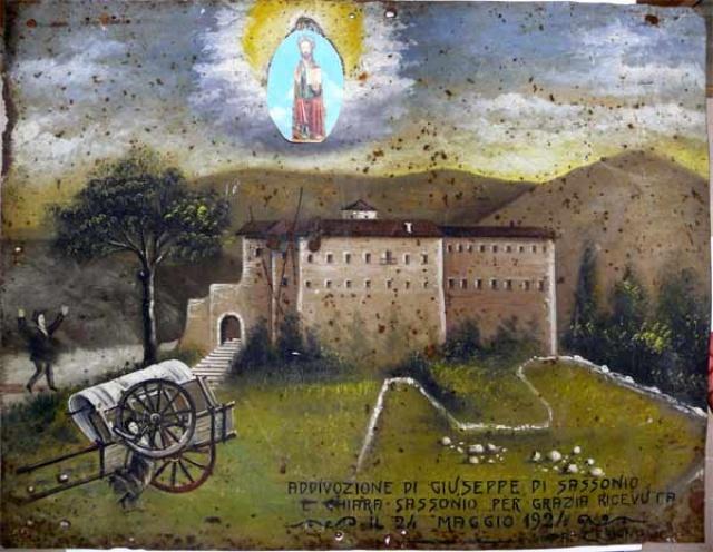 120 – SANTUARIO DI SAN MATTEO DEI FRATI MINORI SUL GARGANO