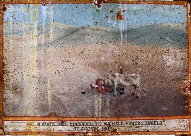137 – SANTUARIO DI SAN MATTEO SUL GARGANO