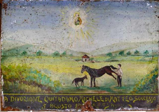 139 – SANTUARIO DI SAN MATTEO DEI FRATI MINORI SUL GARGANO