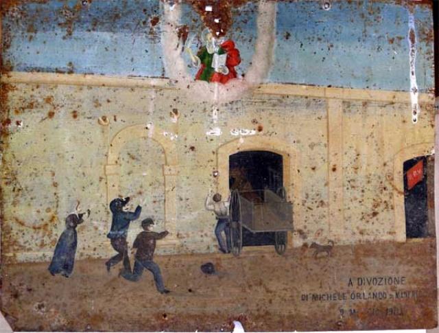 147 – SANTUARIO DI SAN MATTEO DEI FRATI MINORI SUL GARGANO