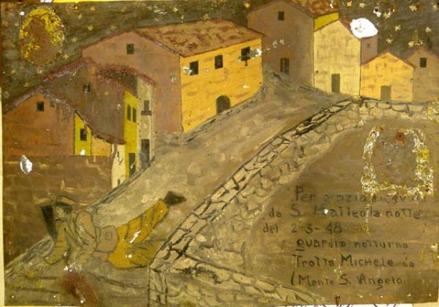 162 – SANTUARIO DI SAN MATTEO DEI FRATI MINORI SUL GARGANO