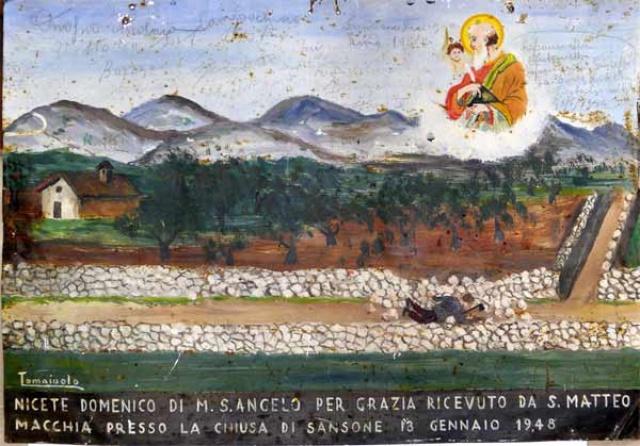 163 – SANTUARIO DI SAN MATTEO DEI FRATI MINORI SUL GARGANO