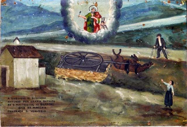 164 – SANTUARIO DI SAN MATTEO DEI FRATI MINORI SUL GARGANO