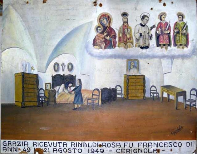 168 – SANTUARIO DI SAN MATTEO DEI FRATI MINORI SUL GARGANO