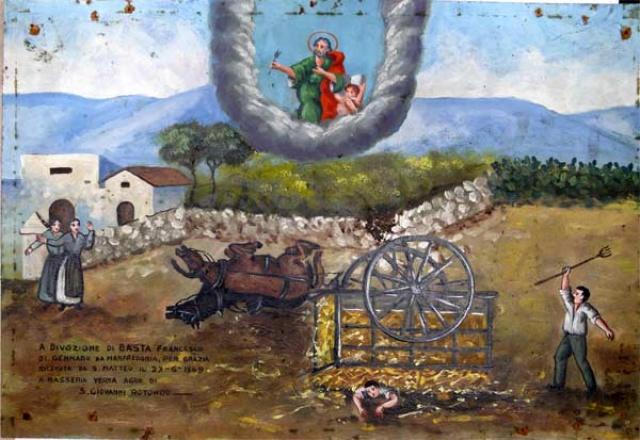 172 – SANTUARIO DI SAN MATTEO DEI FRATI MINORI SUL GARGANO