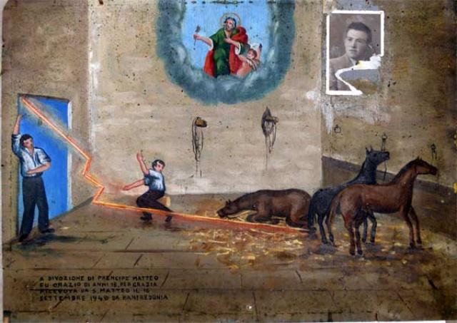 173 – SANTUARIO DI SAN MATTEO DEI FRATI MINORI SUL GARGANO