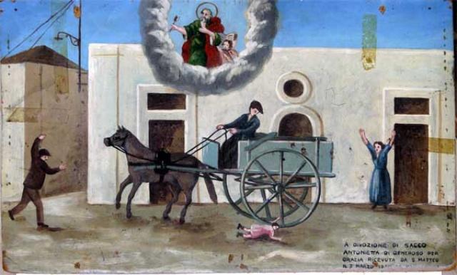 174 – SANTUARIO DI SAN MATTEO DEI FRATI MINORI SUL GARGANO