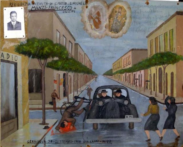 175 – SANTUARIO DI SAN MATTEO DEI FRATI MINORI SUL GARGANO