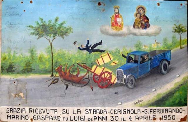 178 – SANTUARIO DI SAN MATTEO DEI FRATI MINORI SUL GARGANO