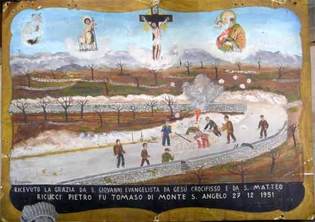 186 – SANTUARIO DI SAN MATTEO DEI FRATI MINORI SUL GARGANO