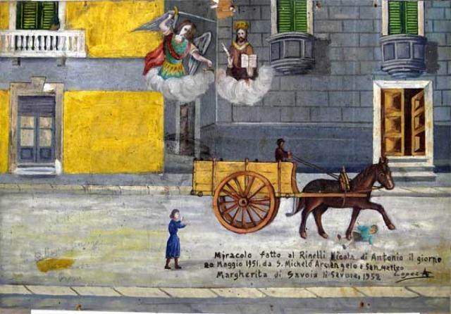 189 – SANTUARIO DI SAN MATTEO DEI FRATI MINORI SUL GARGANO