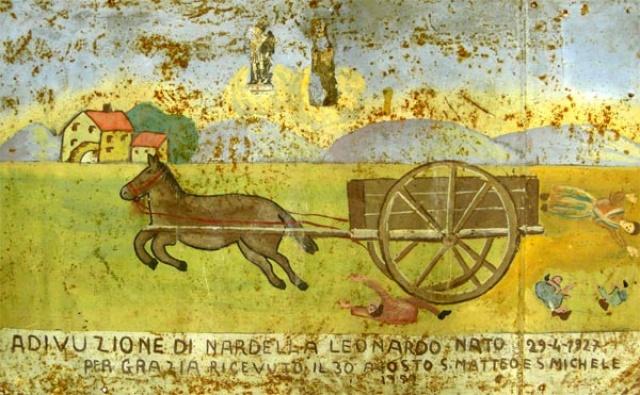 191 – SANTUARIO DI SAN MATTEO DEI FRATI MINORI SUL GARGANO