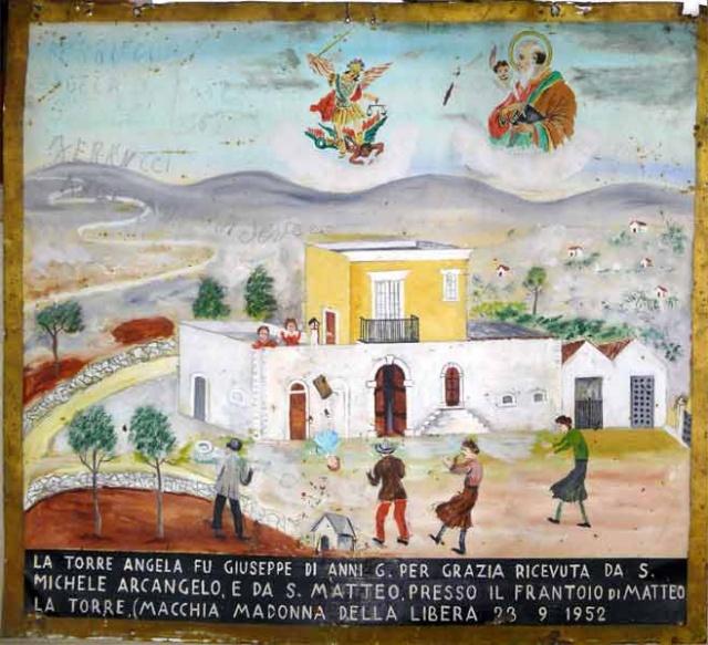 193 – SANTUARIO DI SAN MATTEO DEI FRATI MINORI SUL GARGANO